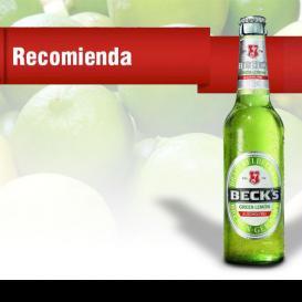 Cerveza Beck de Limón | Mundo de la Cerveza