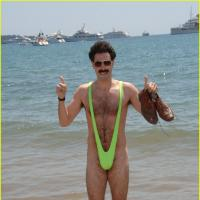 Borat Mankini | Traje de Baño para Hombre