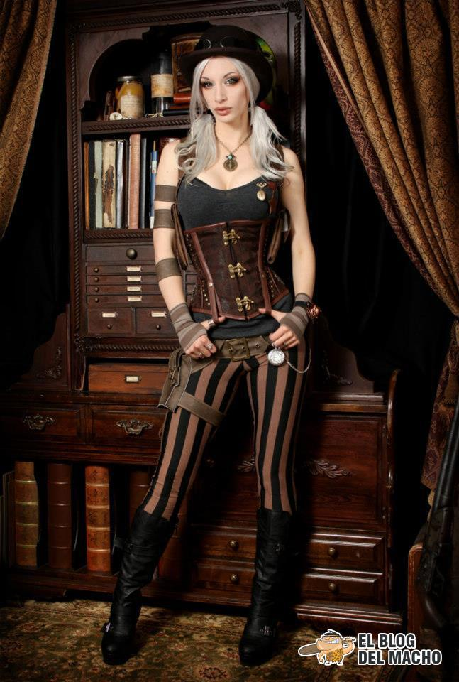 Kato Steampunk Dress Steamgirl Kato ...