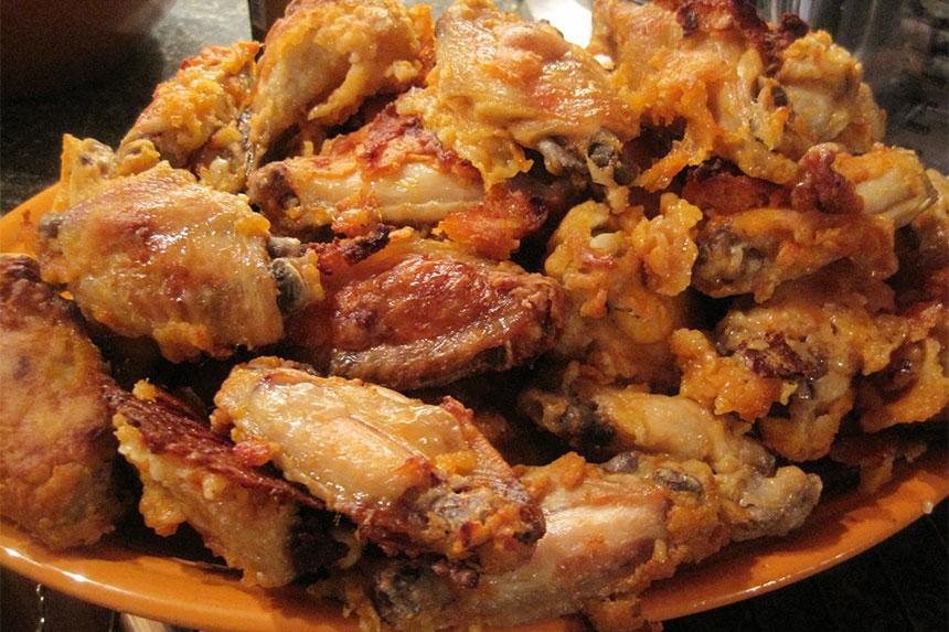 cmo comer alitas de pollo cocina para hombres